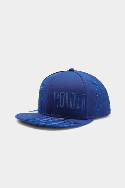 New Era Golden State Warriors 9FIFTY '19 Snapback Royal