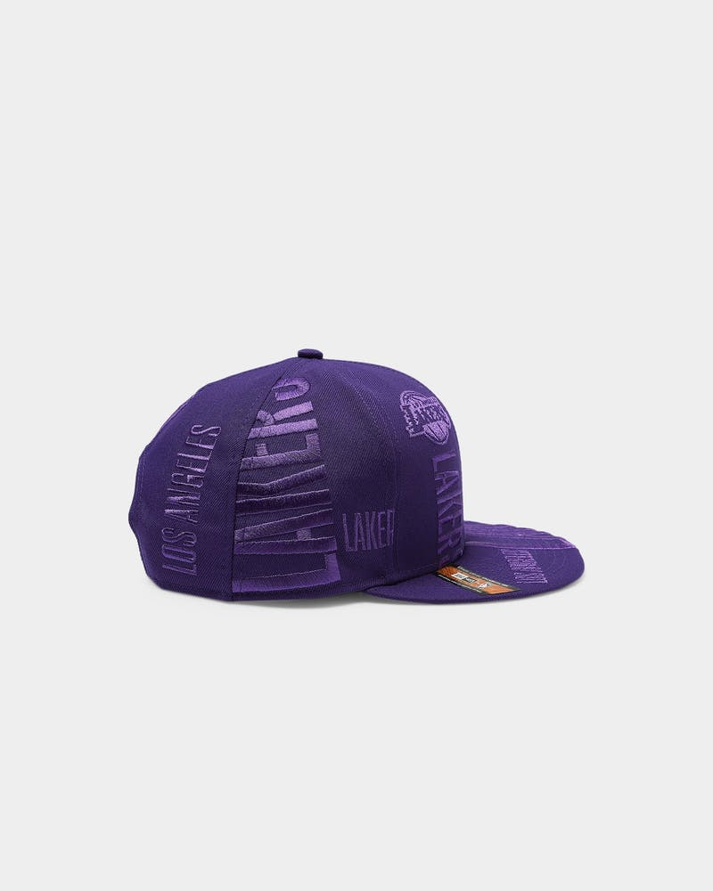 New Era Los Angeles Lakers 9FIFTY '19 Snapback Purple