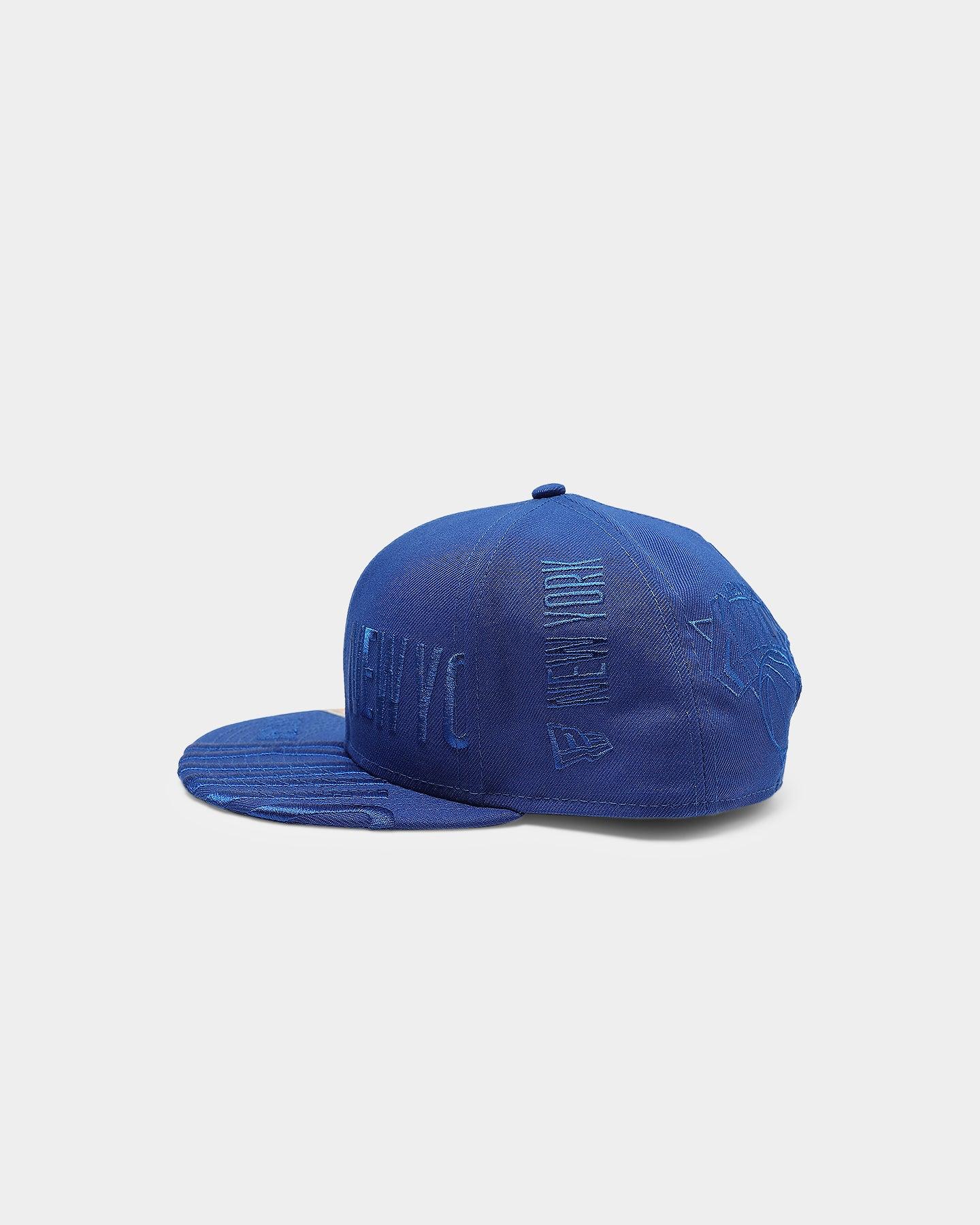 NBA New York Knicks Era 9FIFTY Snapback Cap Hat Headwear Mens