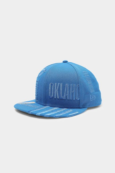 New Era Oklahoma City Thunder 9FIFTY '19 Snapback Blue
