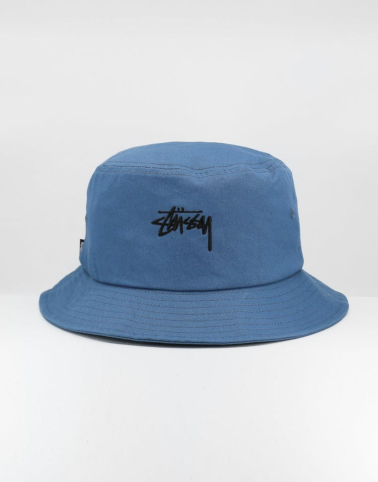 6ff2296aa Stussy Stock Bucket Hat Steele