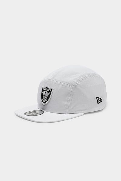 New Era Raiders Camper White/Black