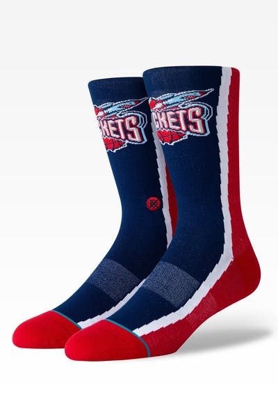 Stance Houston Rockets HWC Warmup Red