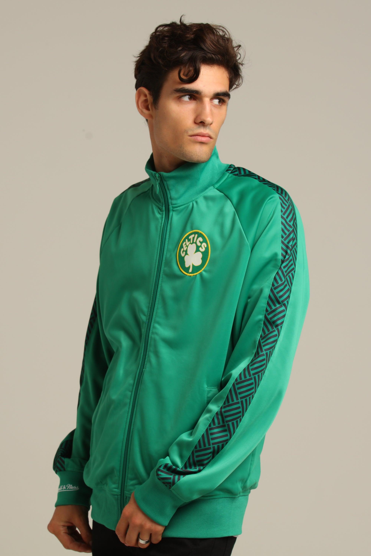 Official Boston Celtics Jackets, Track Jackets, Pullovers