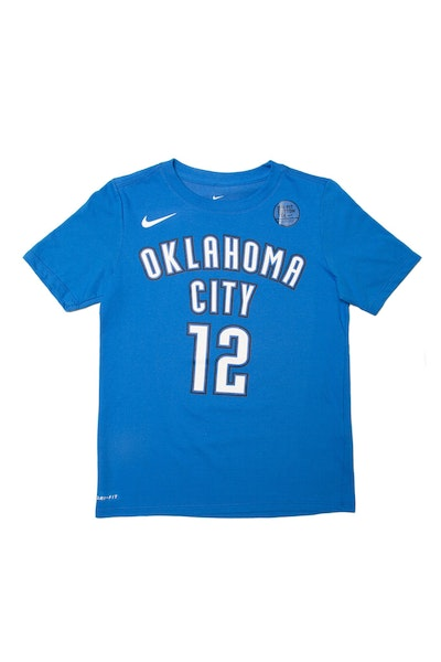 Nike Boys Icon Tee Steven Adams Blue
