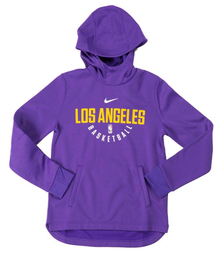e01e3f962 Nike Youth Elite Practice Los Angeles Lakers Hood Purple – Culture Kings