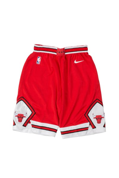 Chicago Bulls Nike Icon Youth Swingman Shorts Red