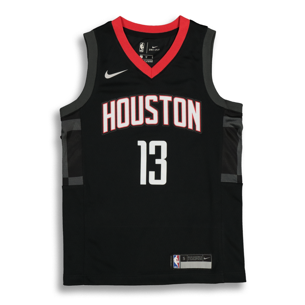 ... uk nike kids houston rockets james harden 13 statement swingman nba  jersey black 1445d 19fc8 4f1c2e74c