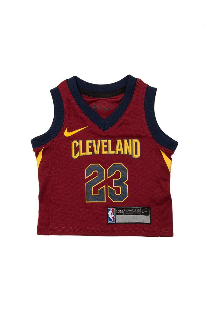 7da2be641 ... cheap infant lebron james 23 cleveland cavaliers nike replica jersey  icon e culture kings 3235c b99d1