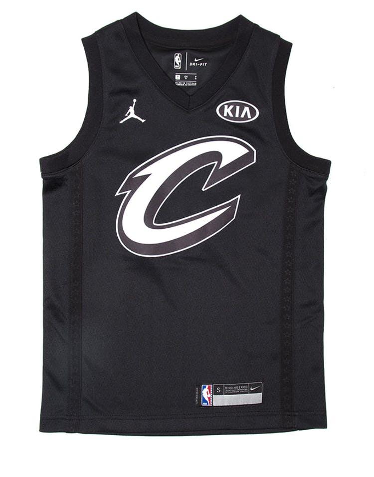 a6b14f690d662 Nike LeBron James  23 All-Star Kids Jersey Black – Culture Kings