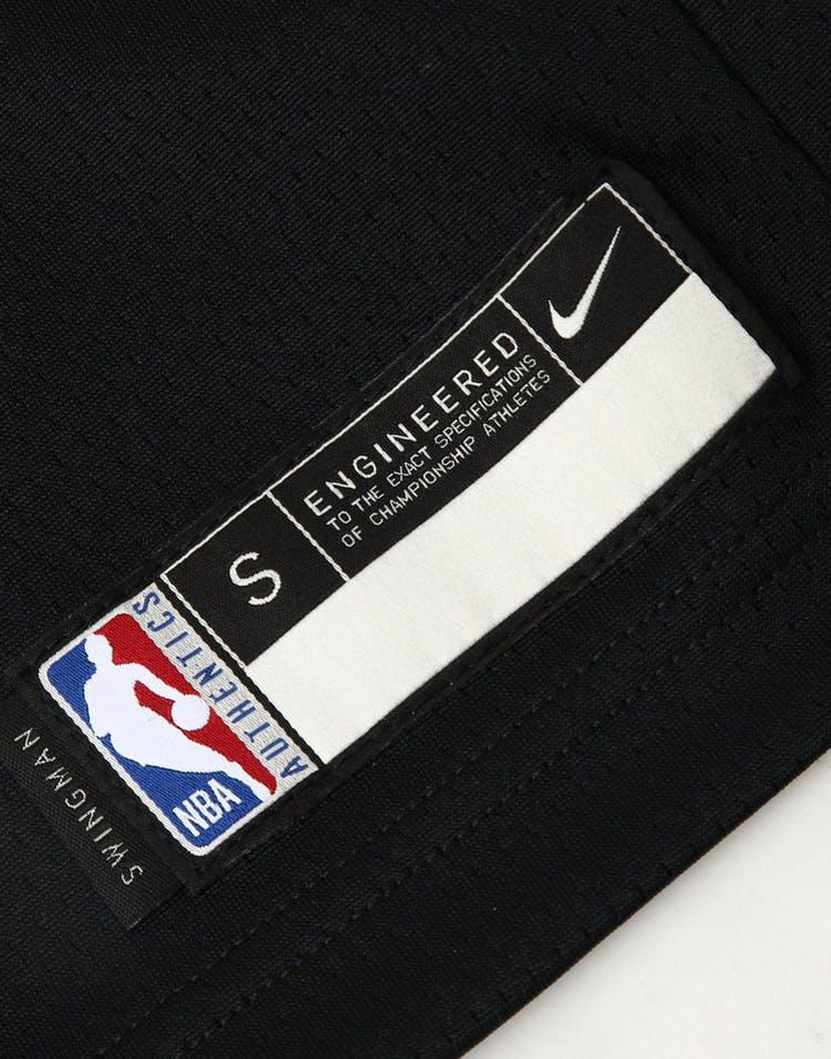 bd10126fa Nike Kids Phoenix Suns Devin Booker  1 Statement Swingman NBA Jersey Black