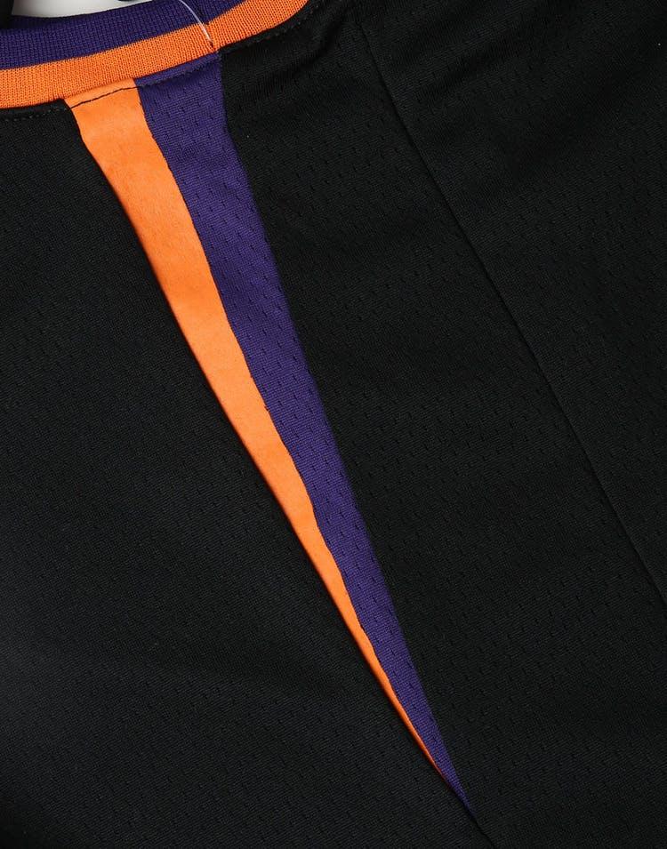 new style 4fd86 f30fd Nike Kids Phoenix Suns Devin Booker #1 Statement Swingman NBA Jersey Black