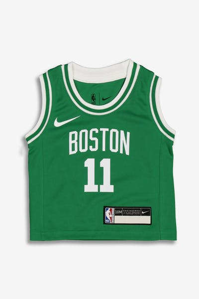 Nike Infant Boston Celtics Kyrie Irving #11 Icon Replica NBA Jersey Green