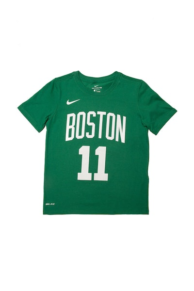 Nike Boys Icon Tee Kyrie Irving Green