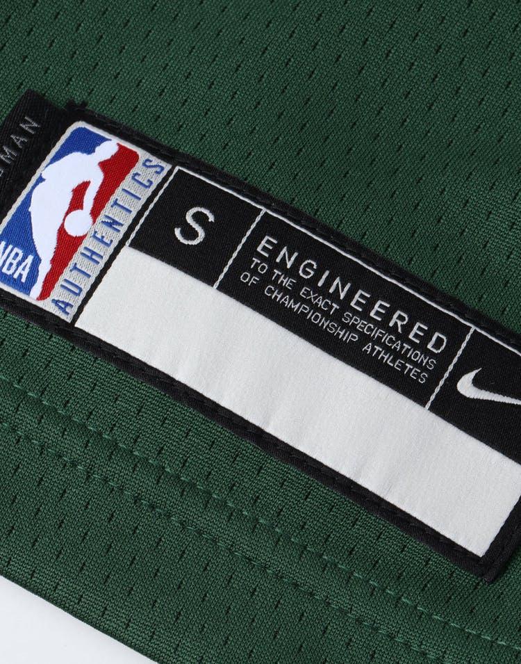 finest selection f3911 37419 Nike Kids Milwaukee Bucks Giannis Antetokounmpo #34 Icon Swingman NBA  Jersey Green