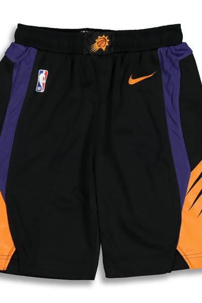 Nike Kids Phoenix Suns Statement Swingman Short Black