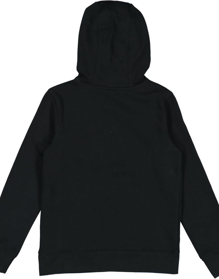 e9b8b4f82571 Nike Kids Los Angeles Lakers Logo Essential Pull Over Hood Black ...