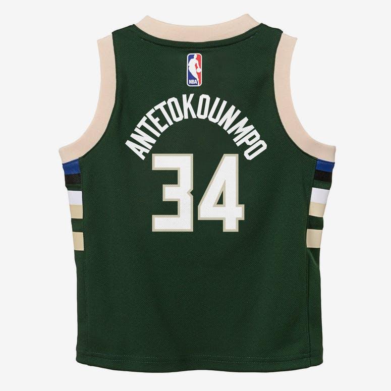 Nike Infant Milwaukee Bucks Giannis Antetokounmpo  34 Icon Replica NBA –  Culture Kings 7627482c4