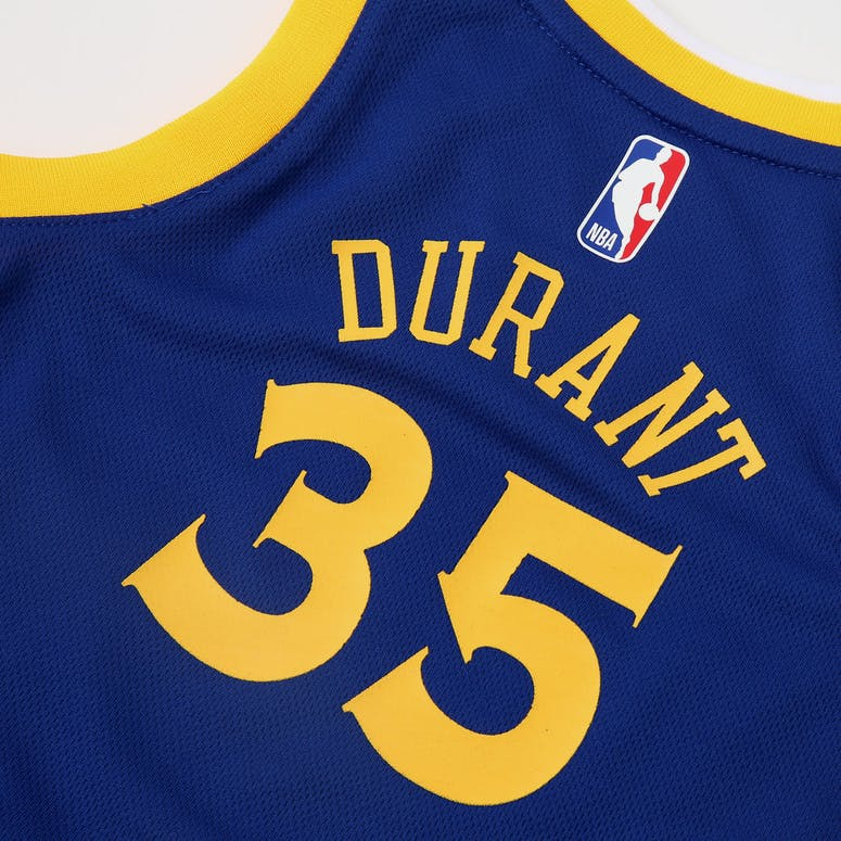 85c1a761d Nike Toddler Golden State Warriors Kevin Durant  35 Icon Replica NBA Jersey  Royal
