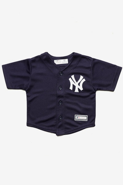 Majestic Athletic Infant Yankees Replica Jersey Navy