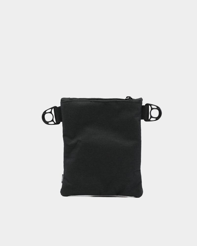 OBEY Conditions Side Pouch III Black