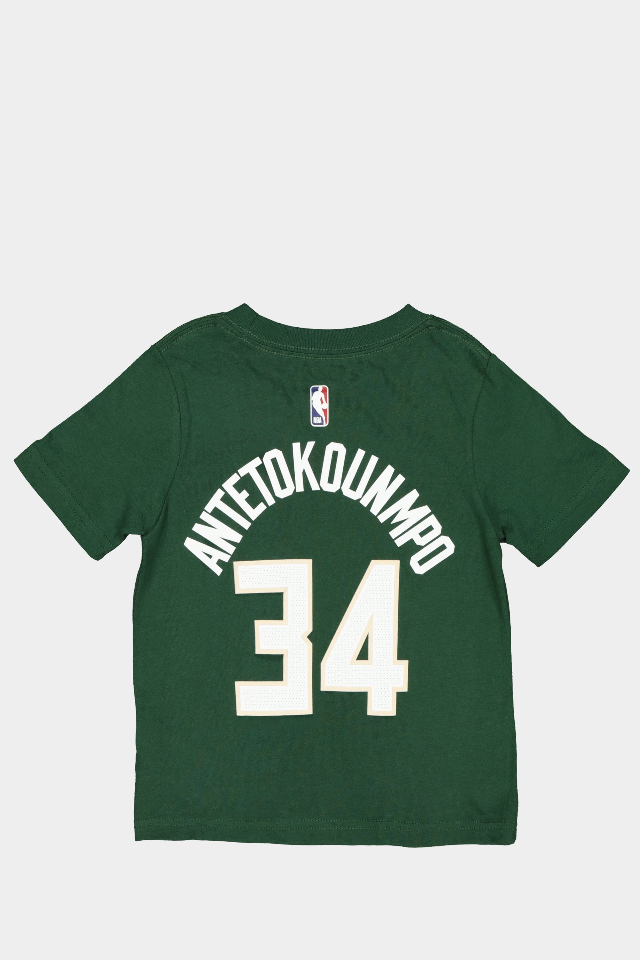 goAgoo Antetokoumpo Bucks Short Sleeve Tee for Boys Kids Youth Logo on Shirt