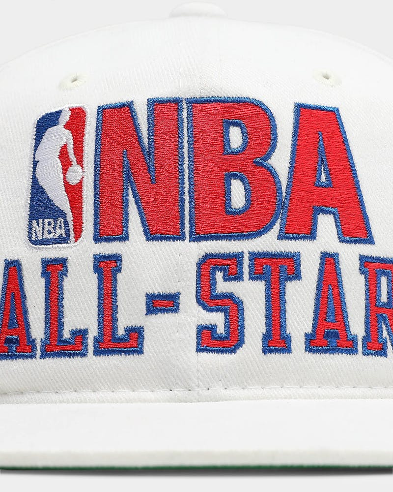 Mitchell & Ness NBA All Star '88 East Snapback White
