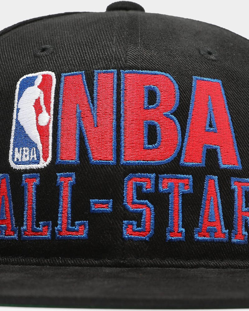Mitchell & Ness NBA East All Stars 1988 Deadstock Snapback Black