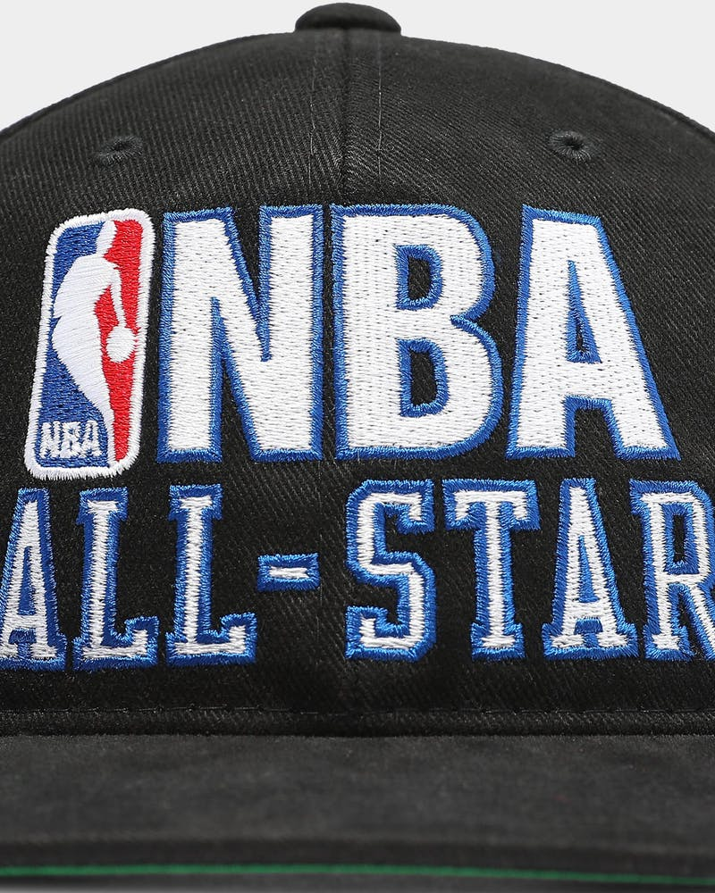 Mitchell & Ness NBA West All Stars 1988 Deadstock Snapback Black