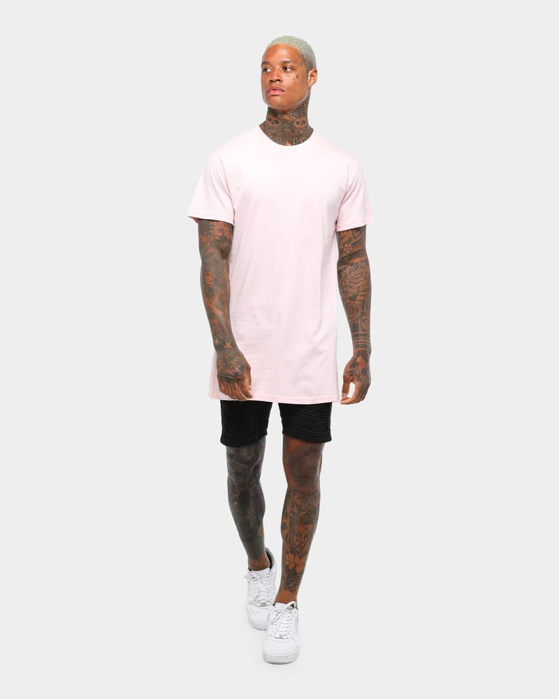 AS Colour Tall Tee Pink
