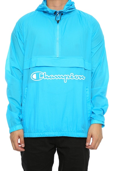 Champion Manorak Jacket Blue