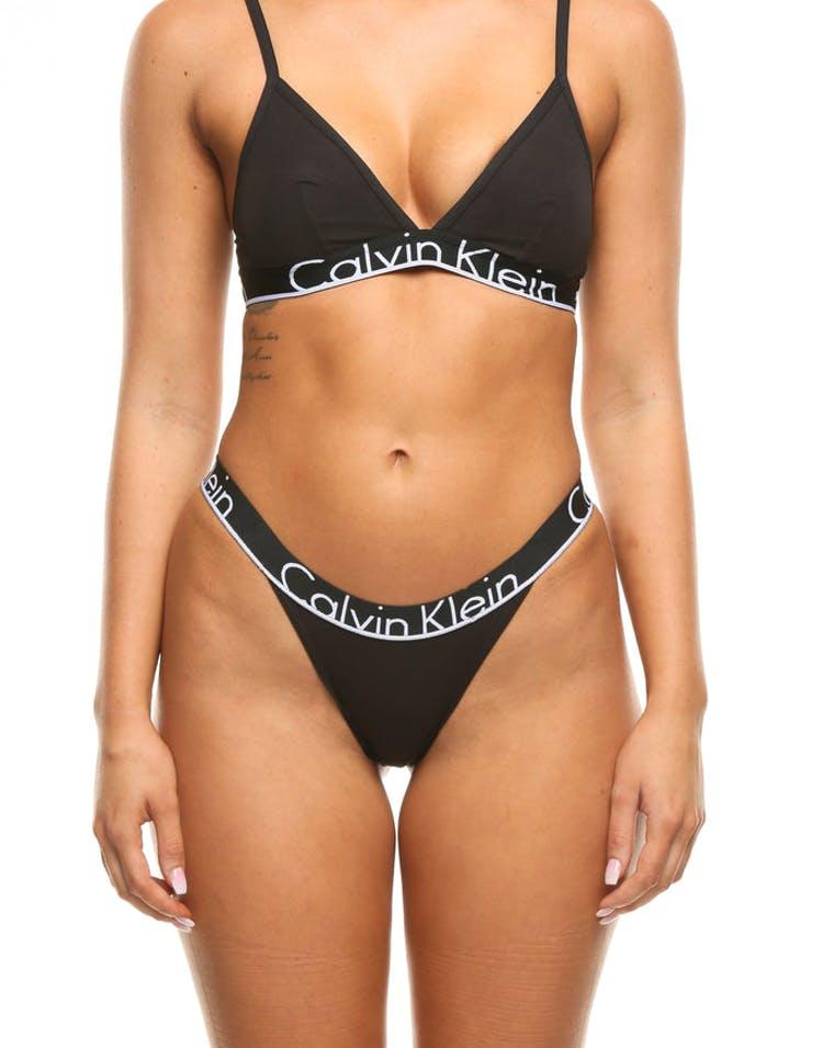 1db83f9c0ba0c Calvin Klein ID Triangle Bra Black – Culture Kings