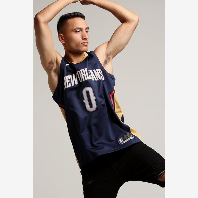 DeMarcus Cousins  0 New Orleans Pelicans Nike Icon Edition Swingman Je –  Culture Kings b423b756e