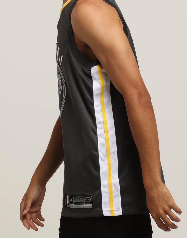 best sneakers 720e1 1ceb6 Nike Golden State Warriors #23 Draymond Green Statement Edition Swingman  Jersey Grey/White/Yellow