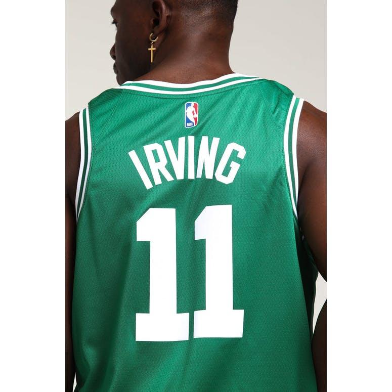 buy popular a3881 e4bf2 Kyrie Irving #11 Boston Celtics Nike Icon Edition Swingman Green