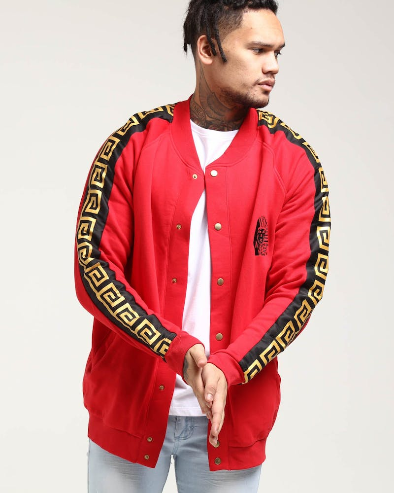 Last Kings Vanquish Jacket Red