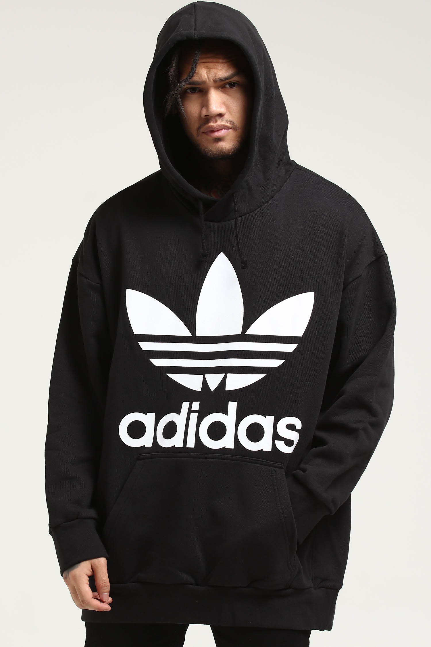 adidas Trefoil Oversize Sweatshirt