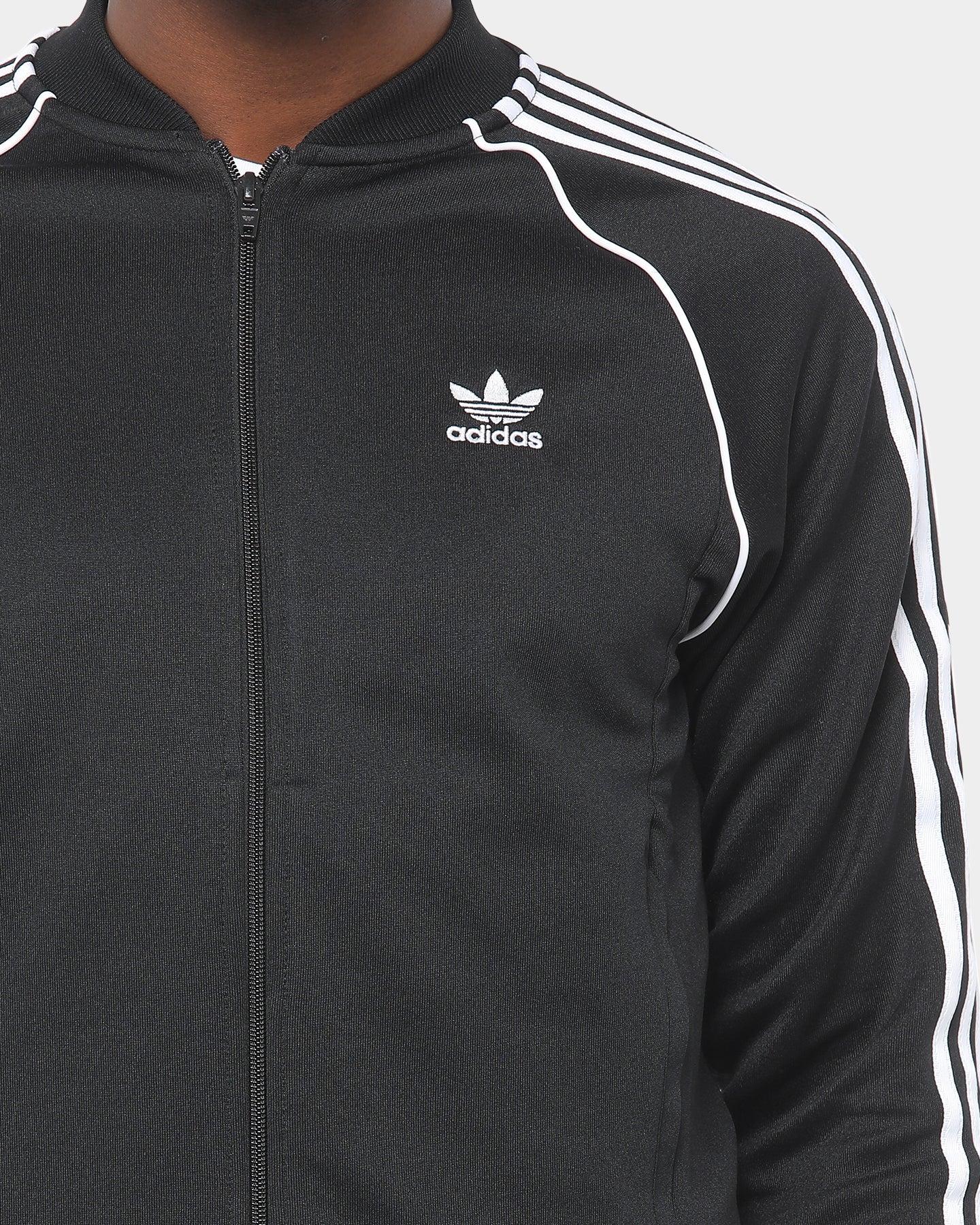 Track Jacket SST 24 sweatshirt in black