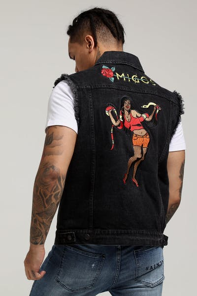 Migos Dancer Vest Black