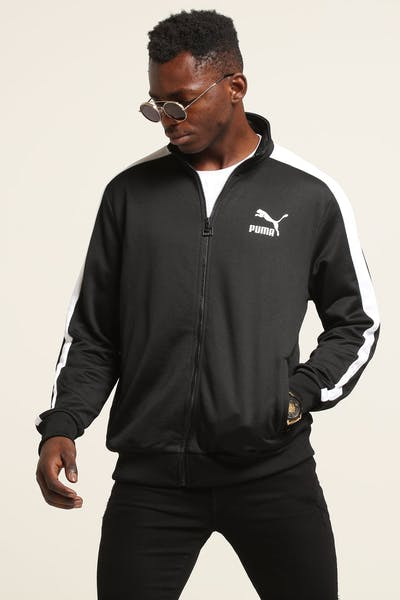 Puma Archive T7 Track Jacket Black