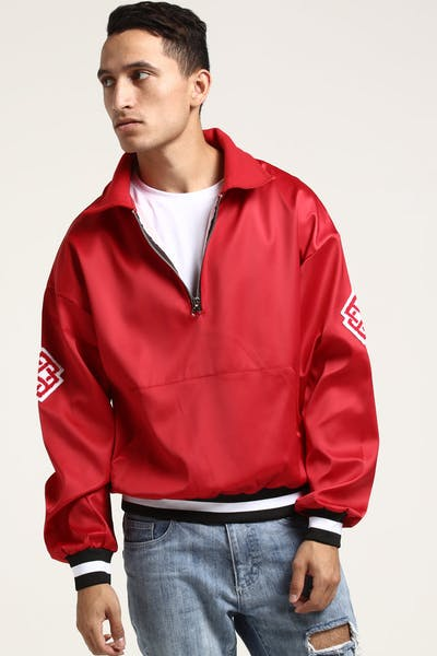 Eternity BC/AD Eternity Track Pullover Red