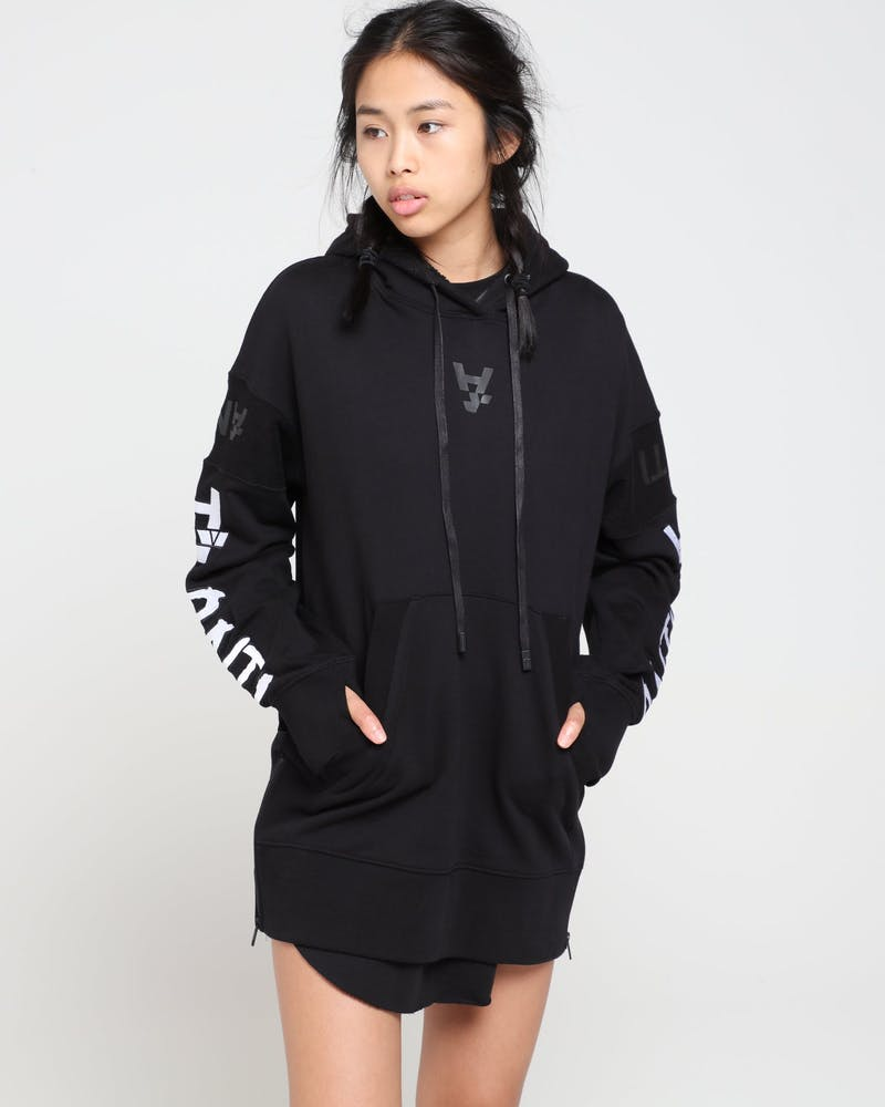 The Anti-Order Polarity Hoody Black
