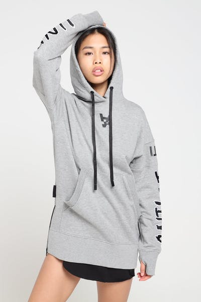 The Anti-Order Polarity Hoody Grey