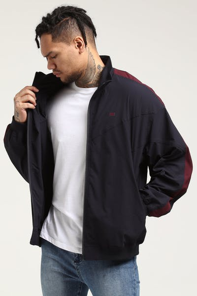 Thing Thing UFA Jacket Navy/Maroon