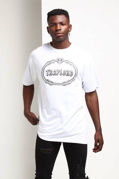 Traplord Tour Tee White