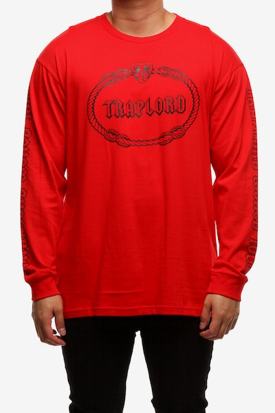 Traplord Tour LS Tee Red