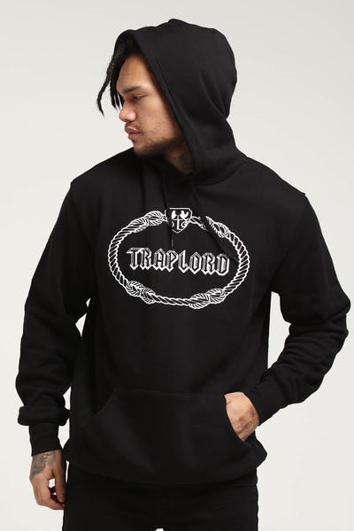 Traplord Tour Hood Black