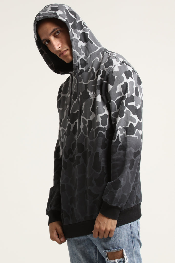Camouflage Hoodie Dip Multi Dyed Adidas Coloured shQdxrBtC