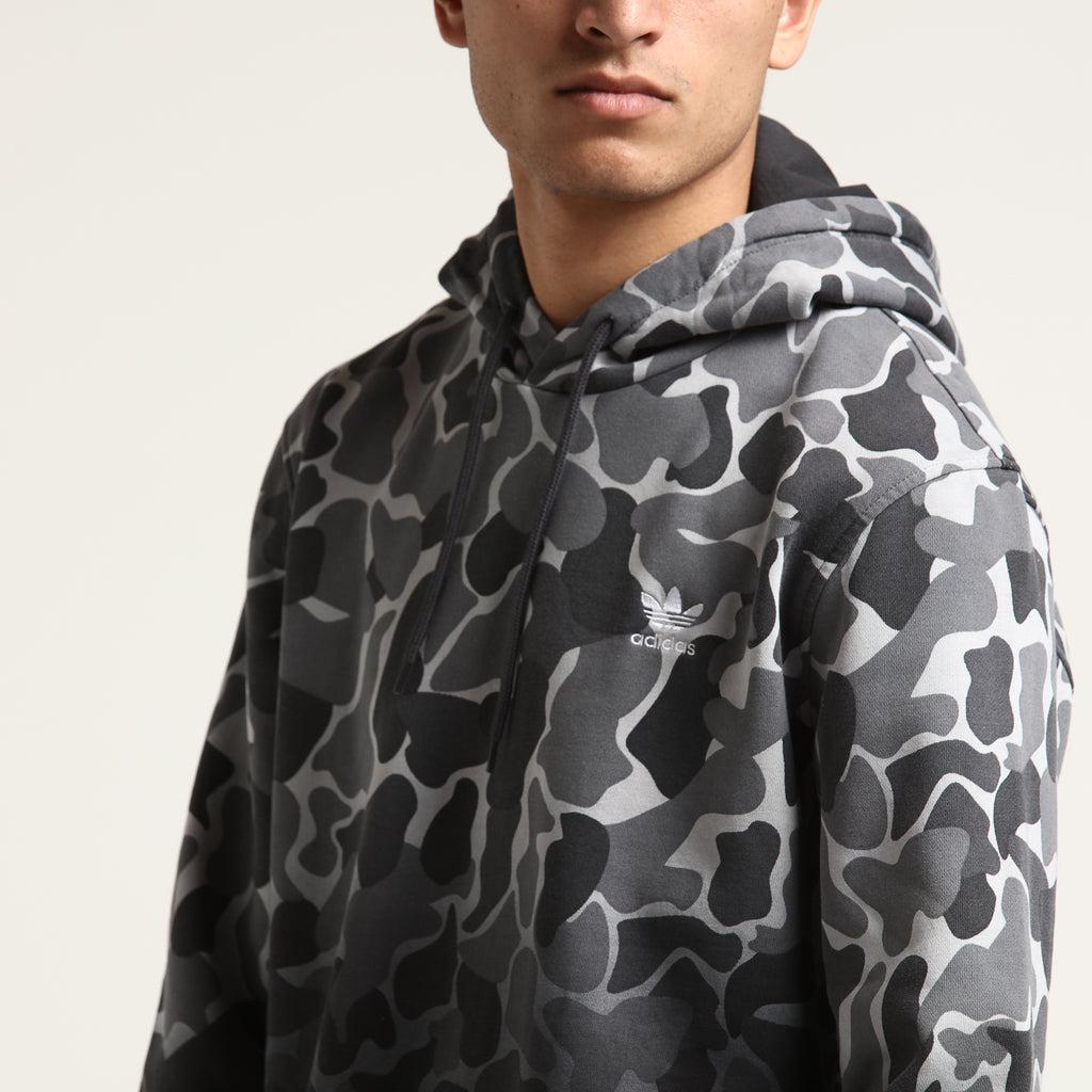adidas Camouflage Dip Dyed Hoodie Multicolour | adidas UK