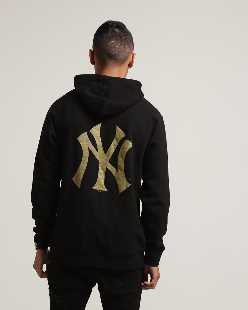 Majestic Athletic Yankees Hood Black/Gold